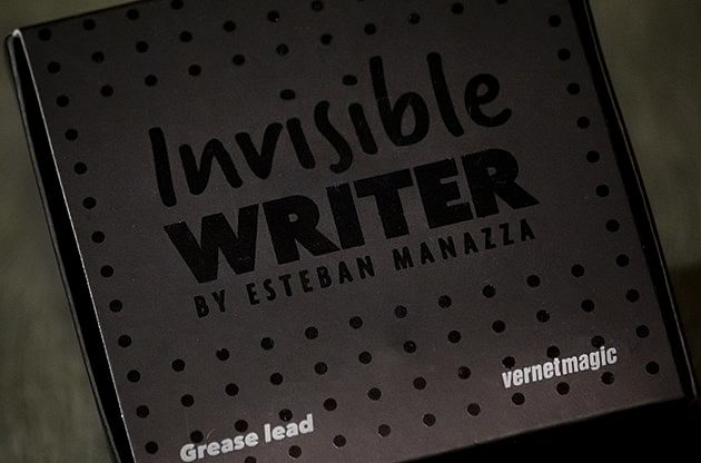 Invisible Writer