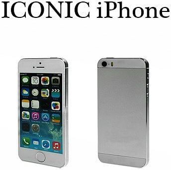 iPhone 5 Silver (Metal) - magic