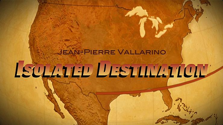 Isolated Destination - magic