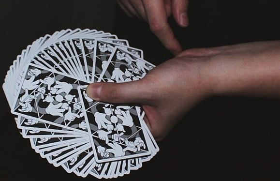 Isometric X Playing Cards