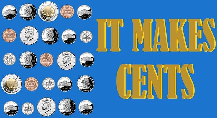 It Makes Cents - magic