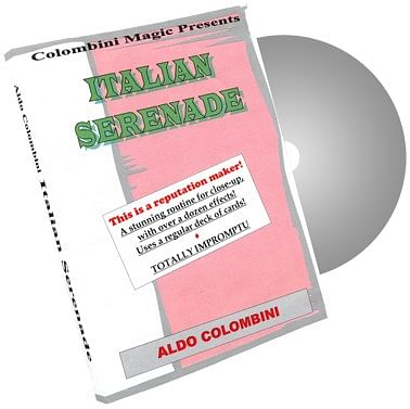 Italian Serenade - magic