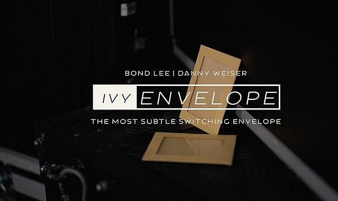 IVY ENVELOPE - magic