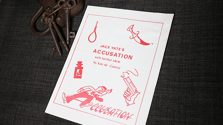 Jack Yate's Accusation - magic