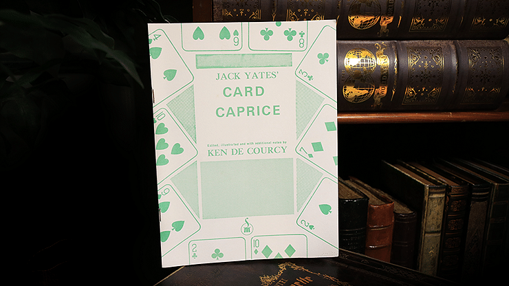 Jack Yates' Card Caprice - magic