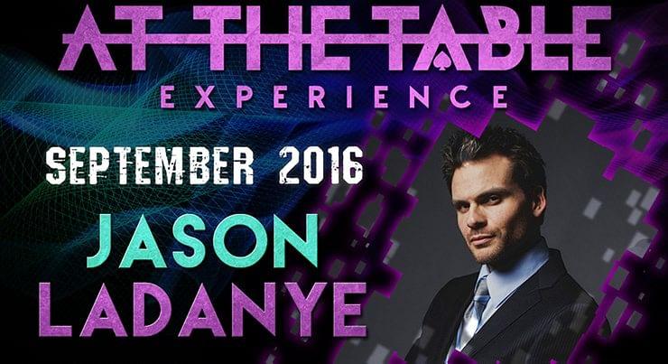 Jason Ladanye Live Lecture  - magic
