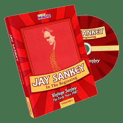 Jay Sankey In The Beginning - magic