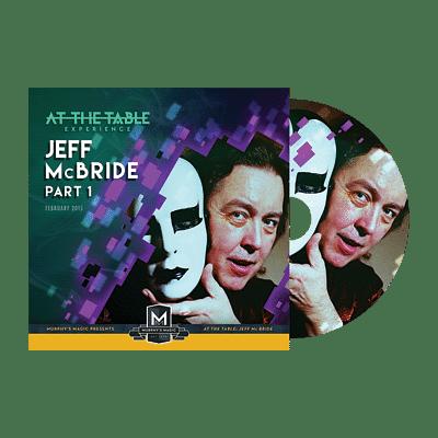 Jeff McBride Live Lecture DVD - Part 1 - magic