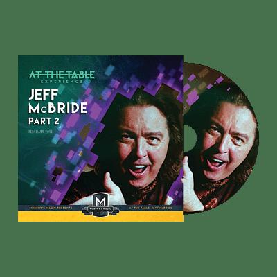 Jeff McBride Live Lecture DVD - Part 2 - magic