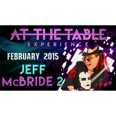 Jeff McBride Live Lecture - Part 2 - magic