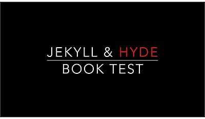 Jekyll & Hyde Test - magic