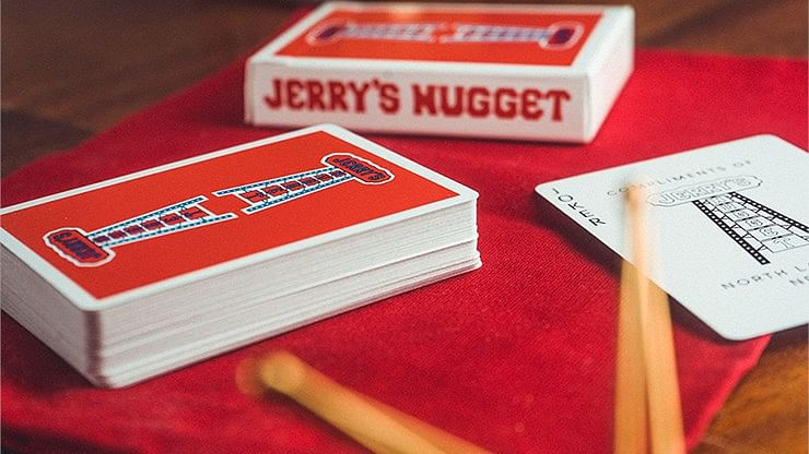 Jerry's Nugget Stripper Deck - magic