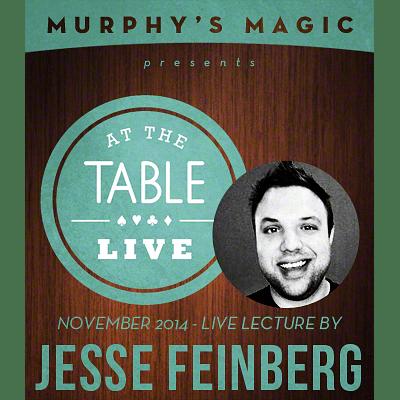 Jesse Feinberg Live Lecture - magic