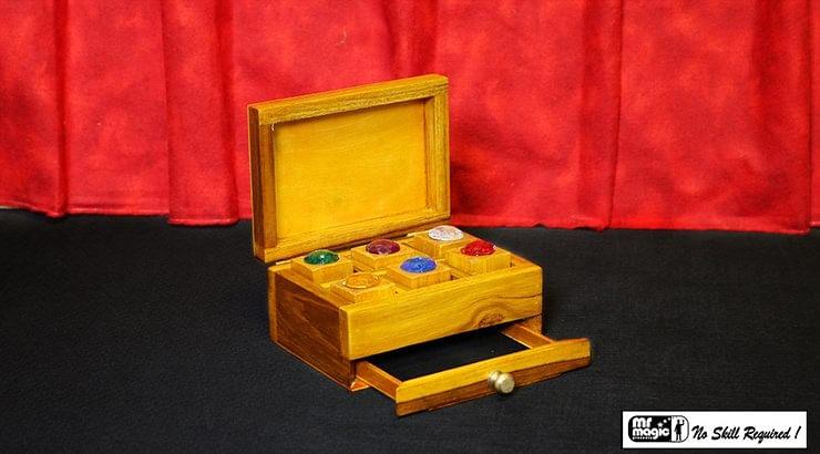 Jewel Box Prediction - magic