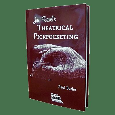 Jim Ravel's Theatrical Pick Pocketing - magic