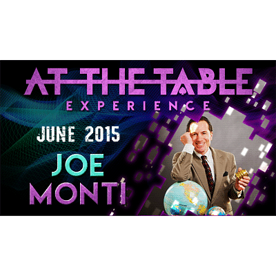 Joe Monti Live Lecture - magic