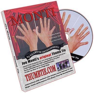 Joe Monti's Original Thumb Tie - magic