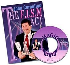 John Cornelius - FISM Act - magic