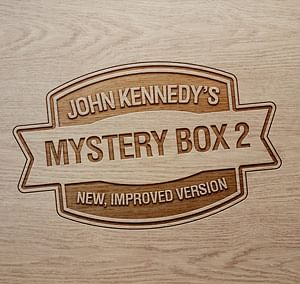 John Kennedy Mystery Box II - magic