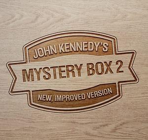 John Kennedy Mystery Box II - magic