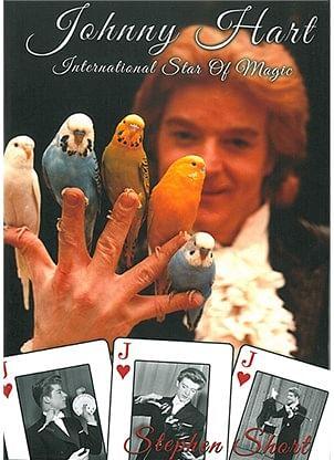 Johnny Hart - International Star Of Magic - magic