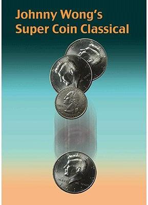 Johnny Wong's Super Coin Classical - magic
