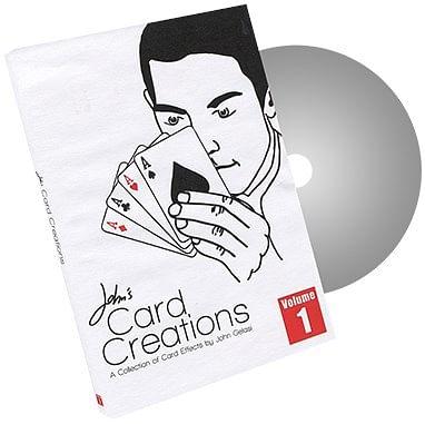 John's Card Creations Volume 1 - magic