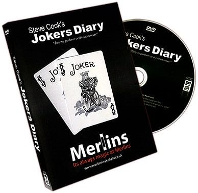 Joker's Diary - magic