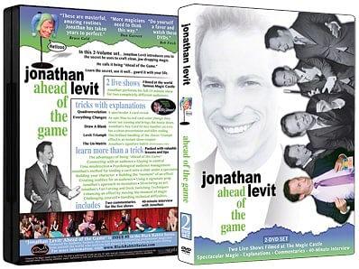 Jonathan Levit: Ahead of the Game - Black Rabbit Series Issue #5 - magic