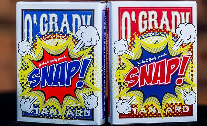 Jordan O'Grady Presents SNAP