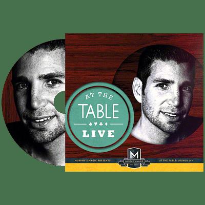 Joshua Jay Live Lecture DVD - magic