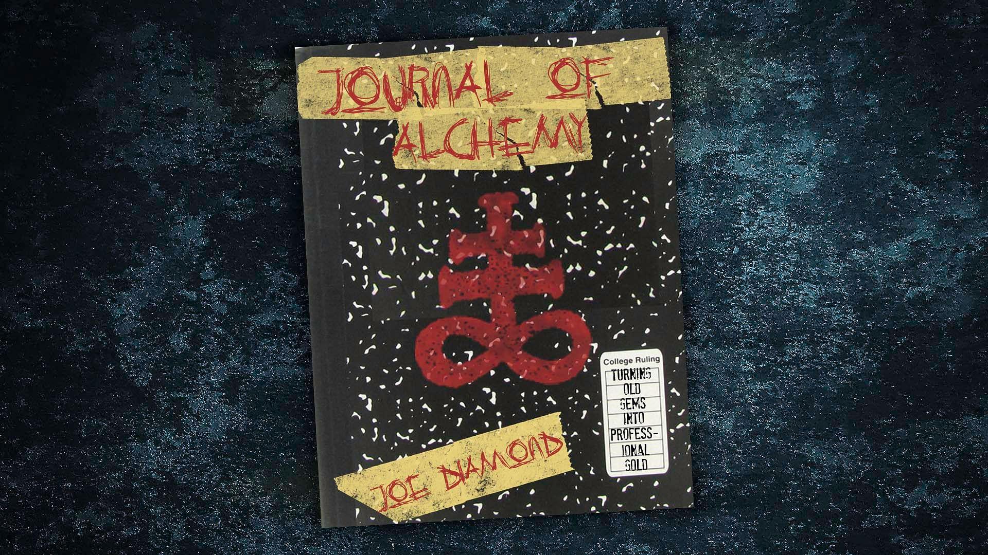Journal of Alchemy - magic