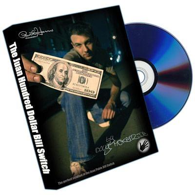 Juan Hundred Dollar Bill Switch - magic