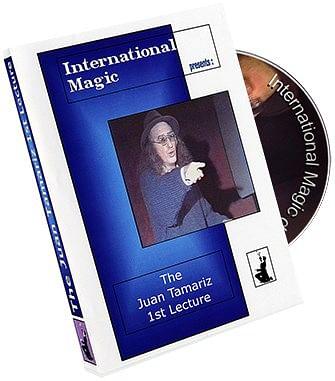 Juan Tamariz 1st Lecture - magic
