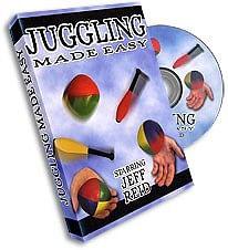 Juggling Made Easy Hampton Ridge /Fun Inc. - magic