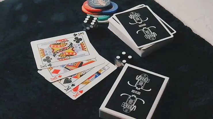 Juice Joint Playing Cards