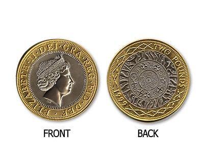 Jumbo £2 Coin - magic