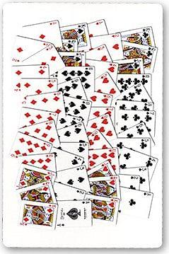Jumbo Bicycle Cards - magic