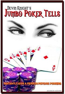 Jumbo Poker Tell - magic