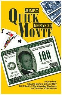 Jumbo Quick Monte - magic