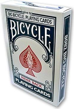 Jumbo Rising Card  - TRICK - magic