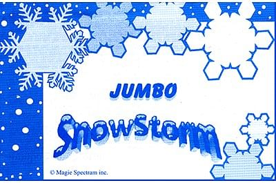 Jumbo Snowstorm - magic