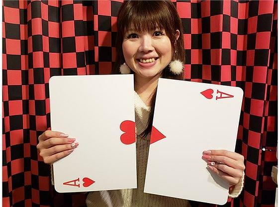 JUMBO Split Card