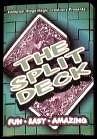 Jumbo Split Deck (Royal) - magic