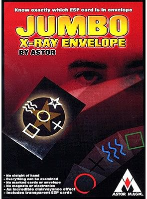 Jumbo X-Ray Envelope - magic