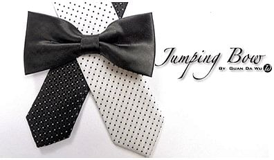 Jumping Bow Tie - magic