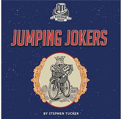 Jumping Jokers - magic