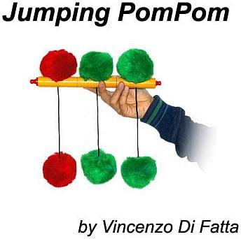Jumping PomPom - magic