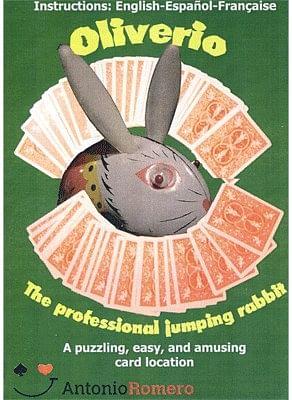 Jumping Rabbit - magic