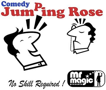 Jumping Rose - magic